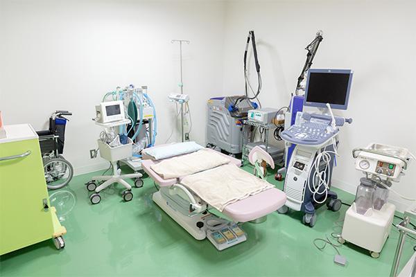 妊娠12週未満に行う中絶手術です